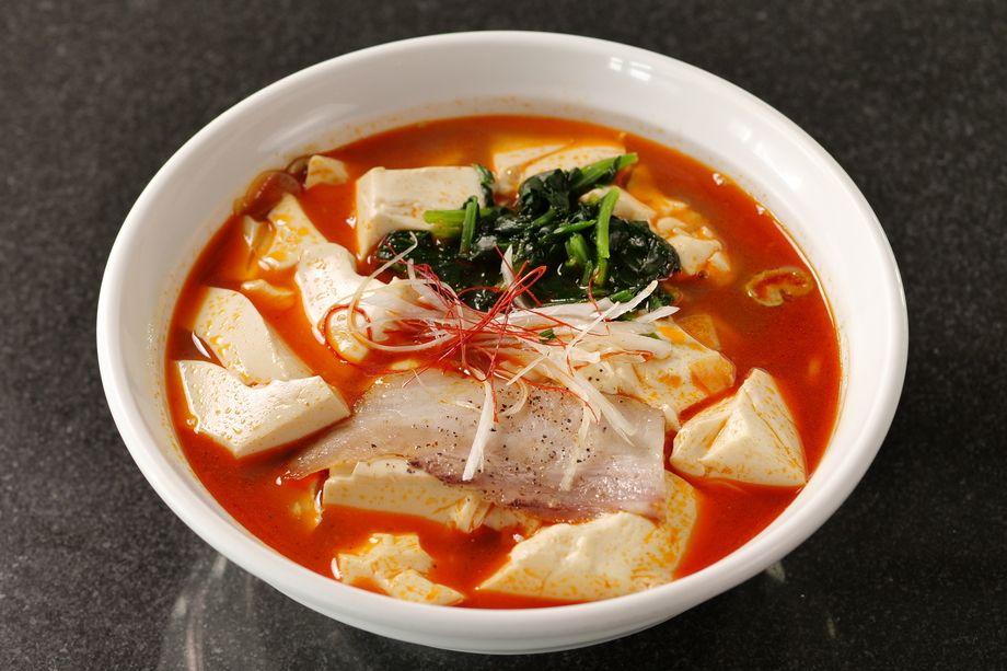 ピリ辛豆腐ラーメン(限定50食)