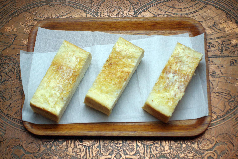 バタートースト