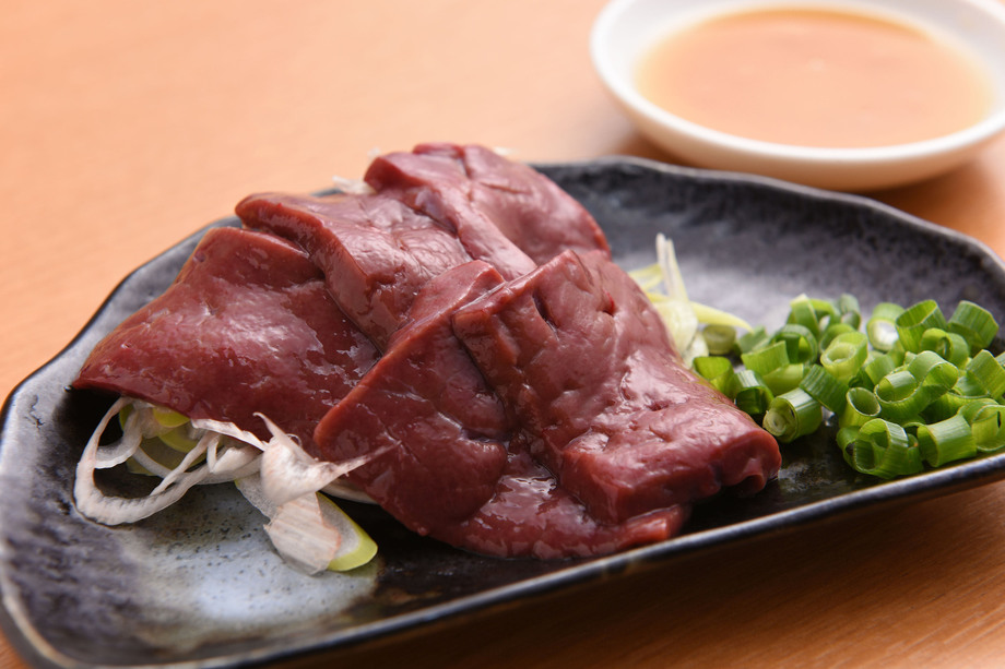 炙り焼レバー(肝臓)