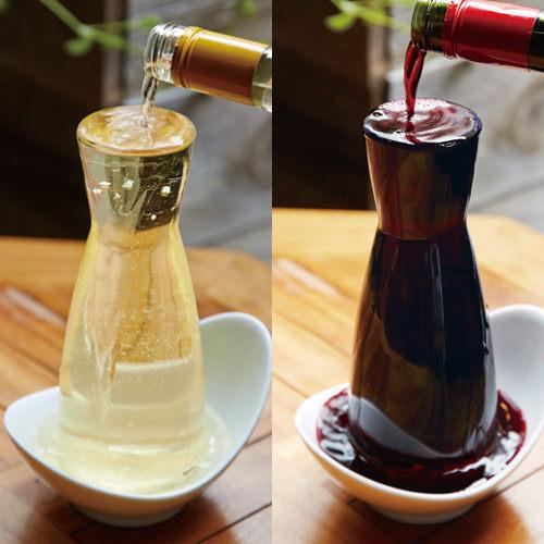 【おすすめ】こぼれデキャンタワイン(赤・白)(1,380円)