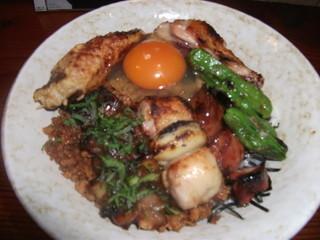 焼き鳥丼(¥500 -)