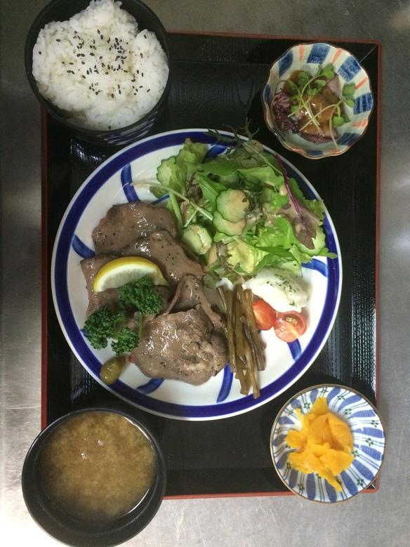 牛タン定食(ランチ)