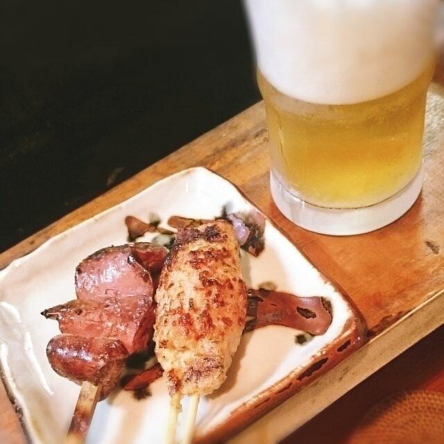 冷え冷えビール(¥ 450 〜)