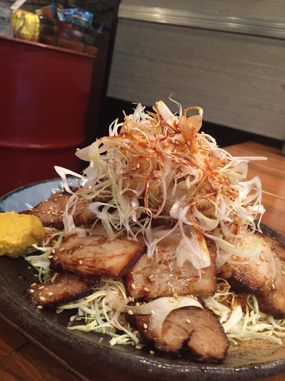 チャーシュー炙り(980)