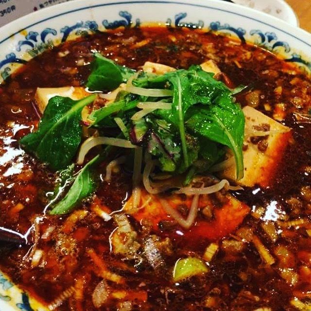 ドラゴン麻婆麺
