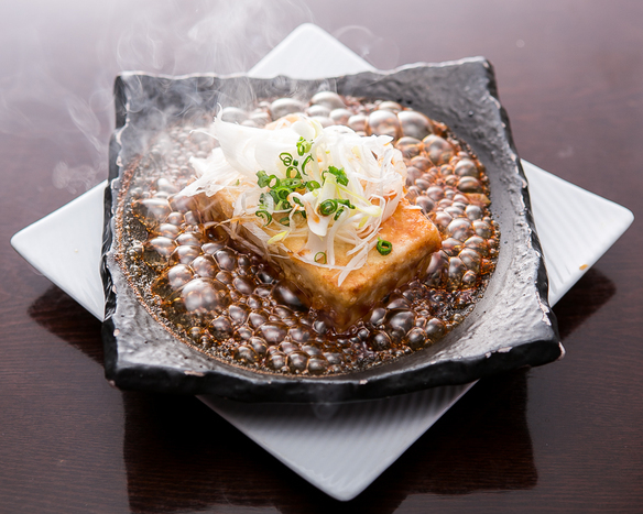THE 豆富ステーキ