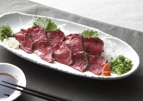 【牛肉のたたき】