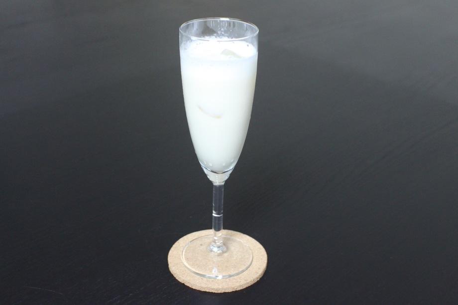 糀の甘酒 豆乳 (HOT/ICE)(550円)