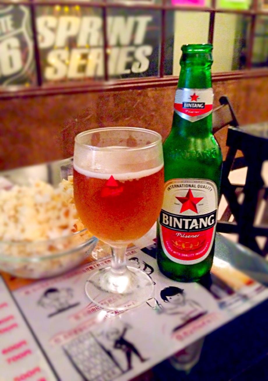 ビンタン ビール