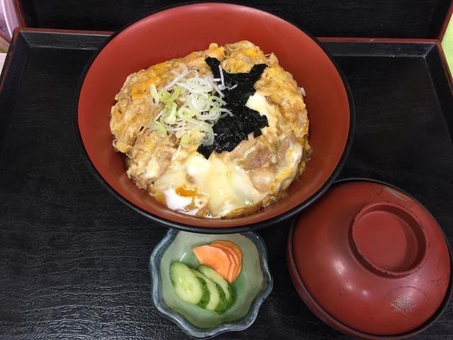 親子丼(¥928(税込み))