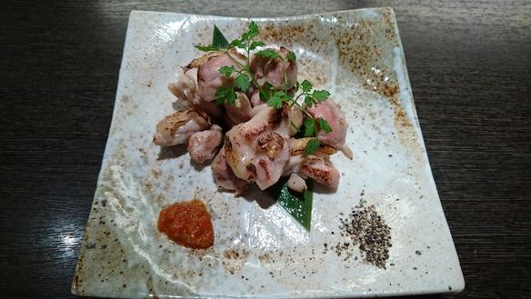 美桜鶏の炙り焼き