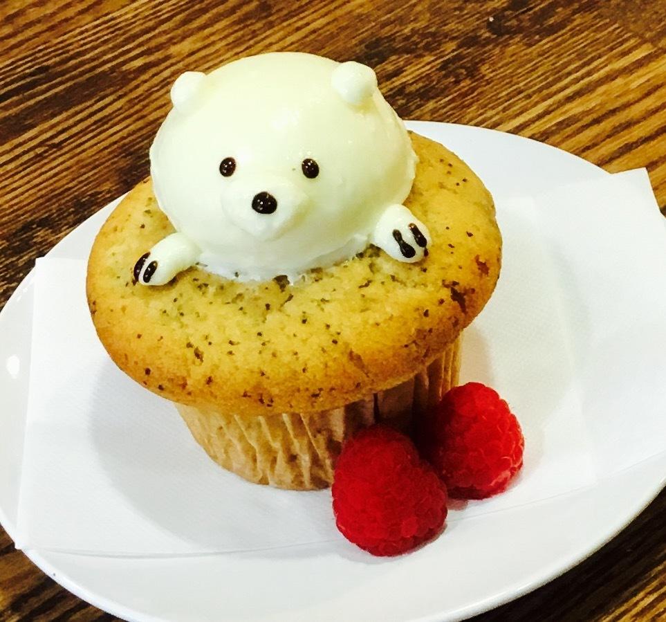 カップケーキ(チョコチップ&紅茶)