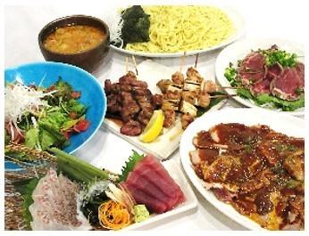 燿-hikaru- の肉コース料理
