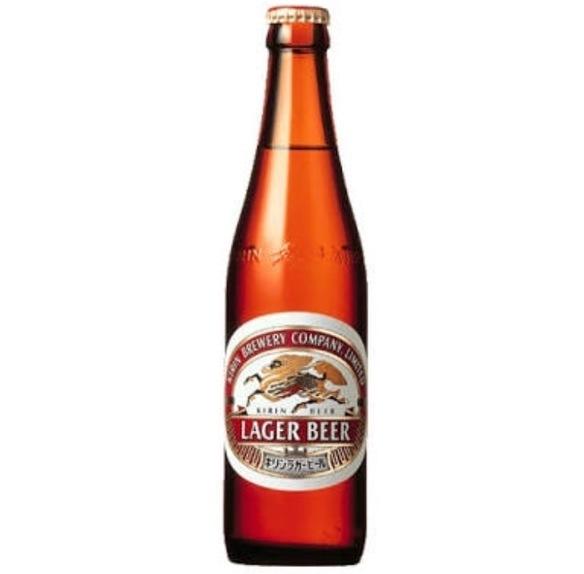キリンラガー ビール(JAPAN)Kirin lager
