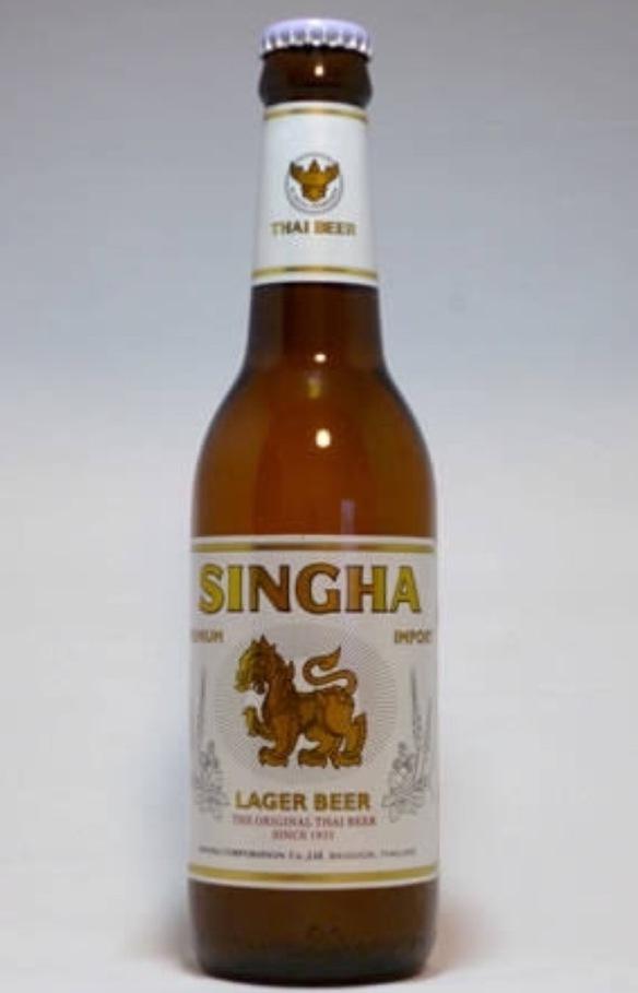 シンハー ビール(THAILAND)Shangha Beer