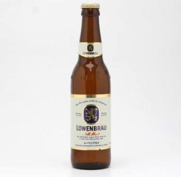 レーベンブロイ ビール(GERMANY)Lowenbrau