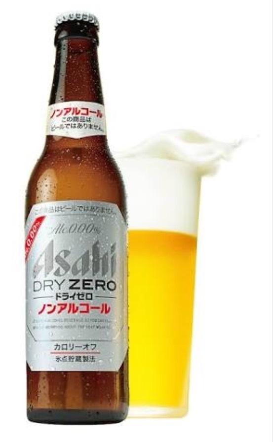 アサヒドライゼロ(ノンアルコールビール)Asahi dry zero
