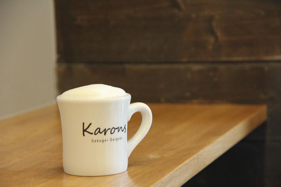 ソイラテコーヒー Soy Latte(¥550)