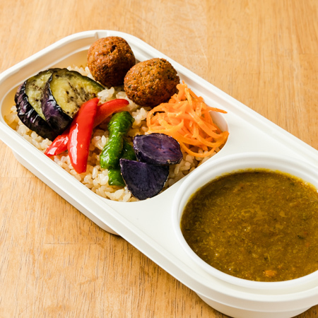 カレーボックス Vegetable Curry Box