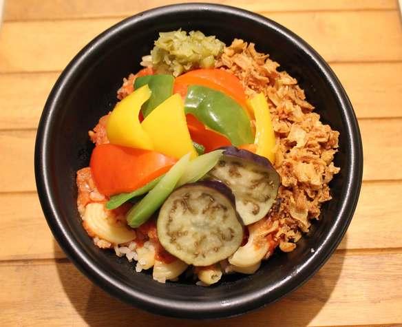 5種の温野菜コシャリ