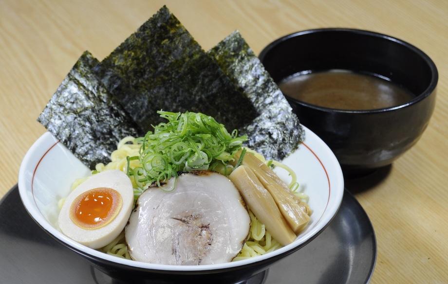 まる伝濃厚つけ麺 (数量限定)