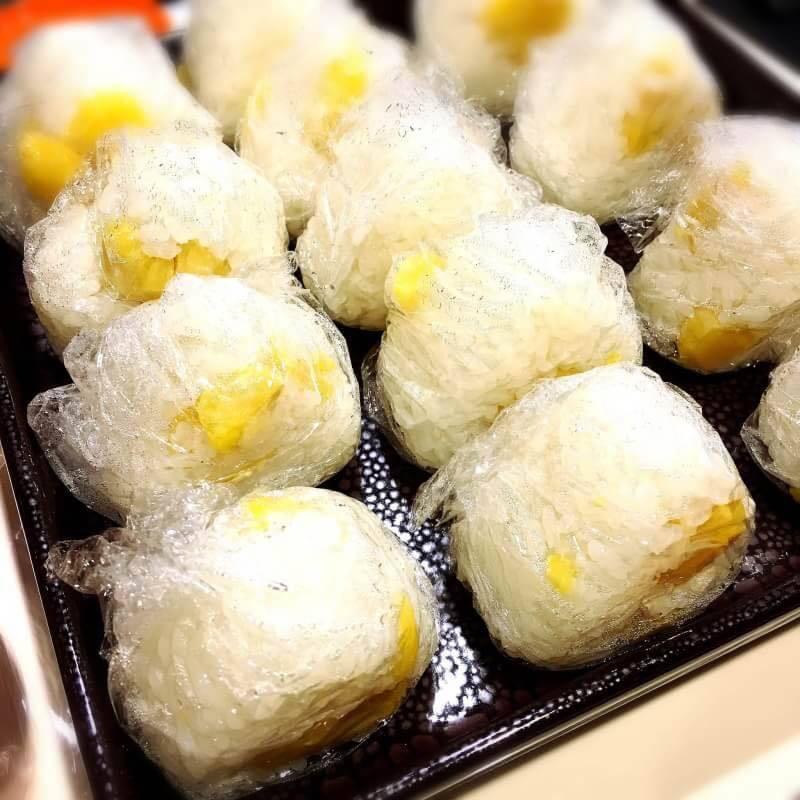 ちび栗ご飯おにぎり(200)