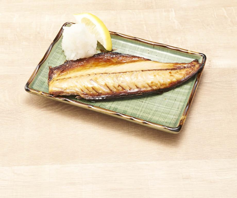焼き魚定食(890円(税抜))