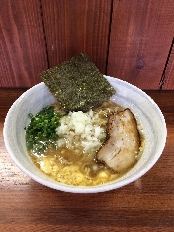 かきたま鶏白湯ラーメン(830円)