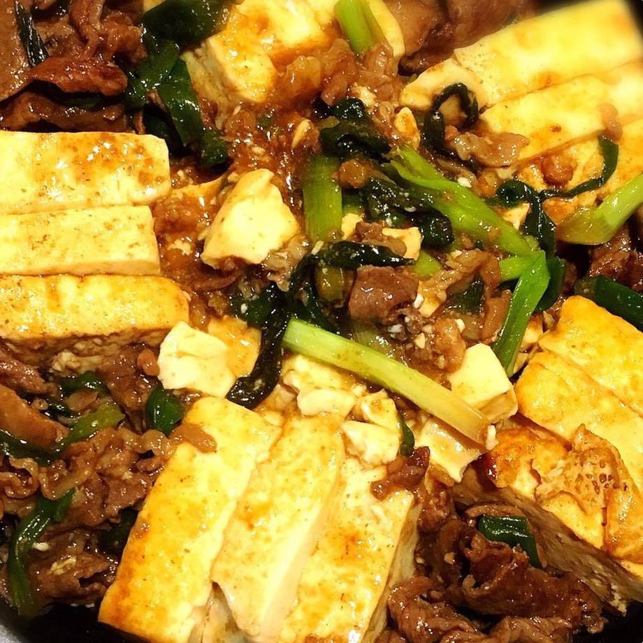 肉豆腐(500)