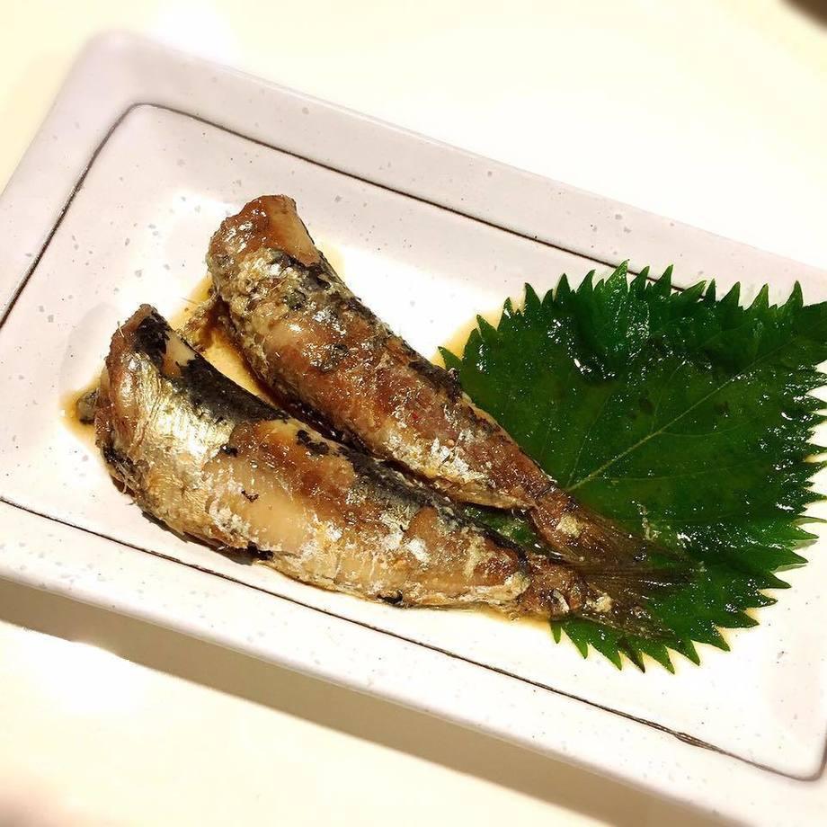 いわし煮(500)