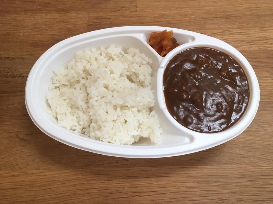 カレーライス(お弁当)