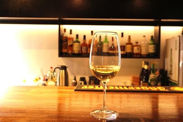 白ワイン(シャブリ ラ・ピエレレ 2014)