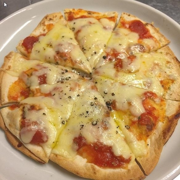 トルティーヤpizza