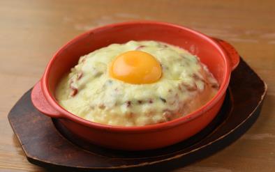 台湾鶏ミンチチー玉めし