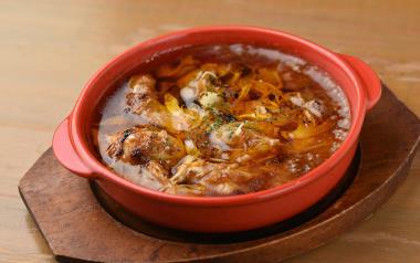 鶏3種Mixアヒージョ