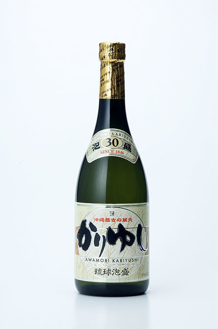 泡盛「かりゆし」(グラス)