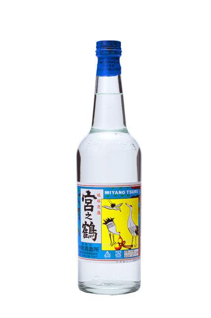 泡盛「宮の鶴」(グラス)