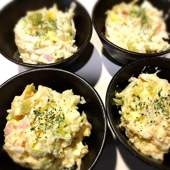 ポテトサラダ(大500円、小300円)