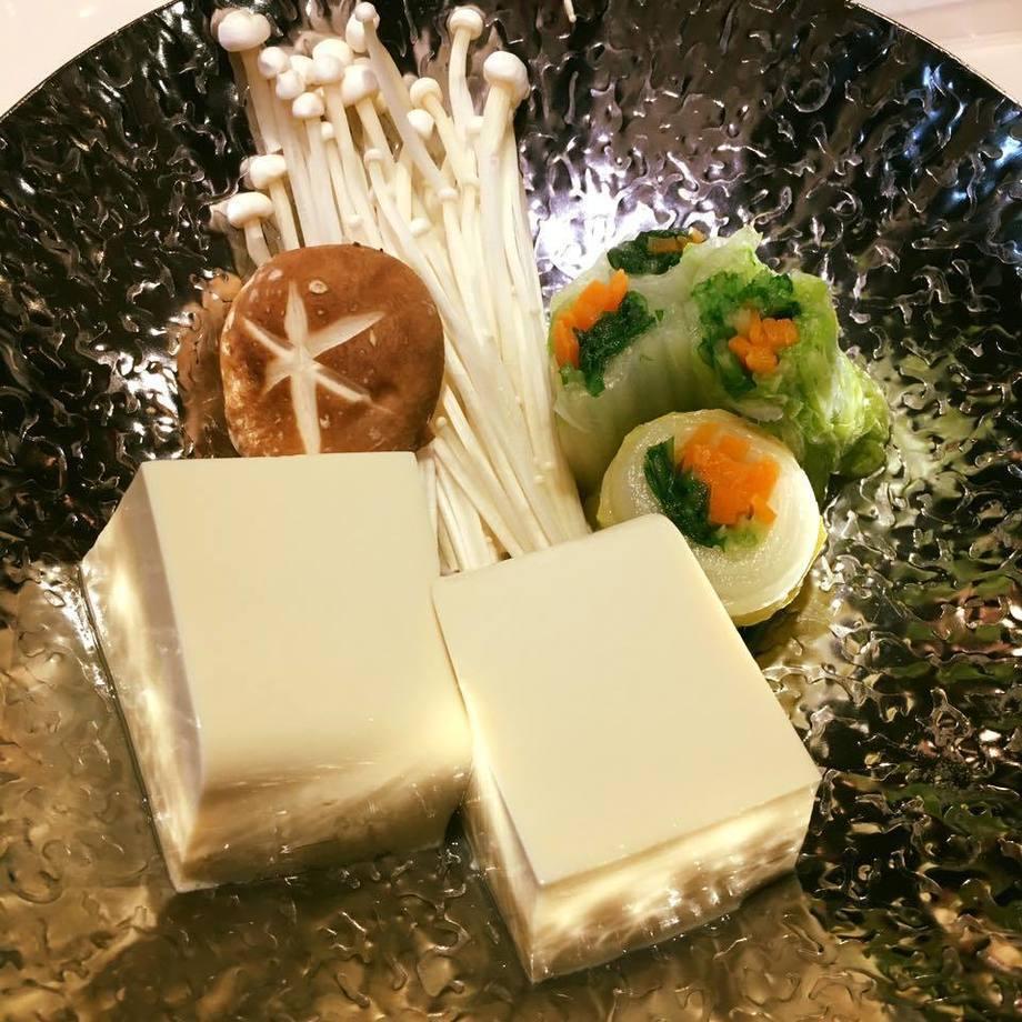 おつゆで湯豆腐(500)