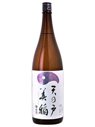 【秋田/無濾過純米】天の戸  美稲