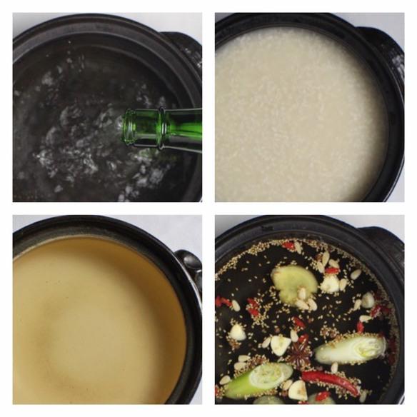 銀座蔵麹豚しゃぶしゃぶ 鍋汁