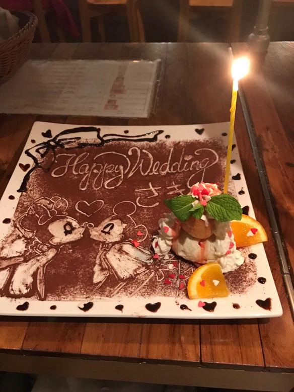 記念日やお祝い事に♪プレートプレゼント♪サプライズできます!