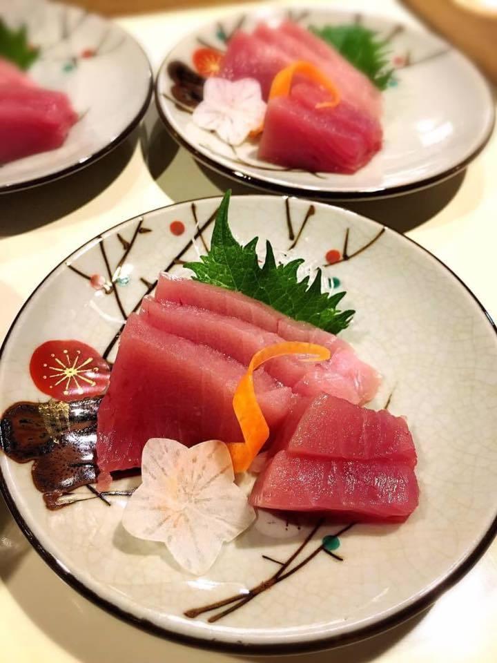 よこわ刺身(美酒美食平田さんより、限定5♥)(600)