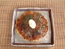 チーズ納豆いかえび(920円)