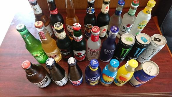ダーツコーナー用アルコール