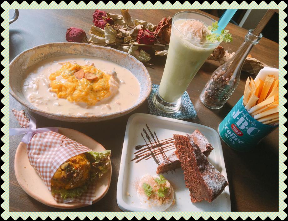 のあセットam11:00〜オールタイム(¥1600  (サラダ .フード .ドリンク .デザート付き))