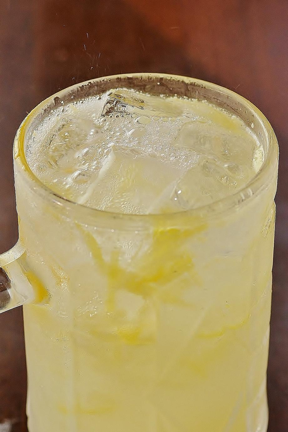 自家製レモンサワー(420円)
