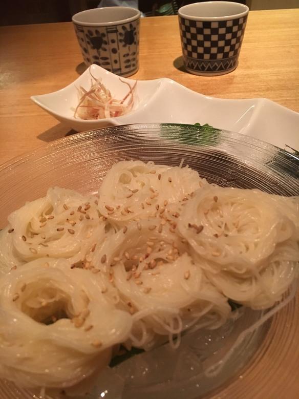 淡路島産 森崎製麺所の極細素麺