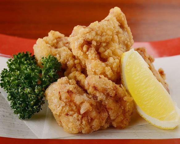 【定番】鶏のから揚げ