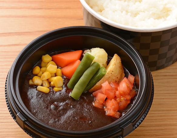 野菜カレー(お持ち帰りメニュー)
